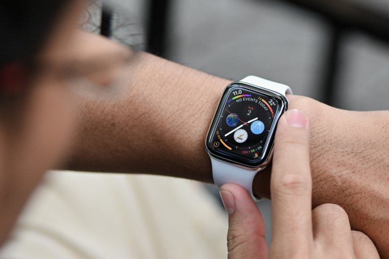 The Apple Watch will cost you less and you can buy it with new straps