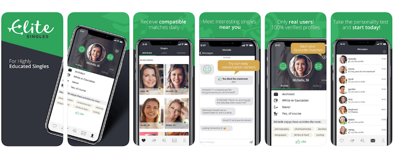 The best 6 apps for flirting or meeting people for iPhone