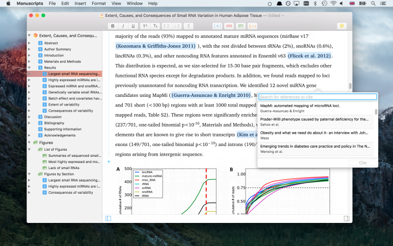 The best application for creating and editing PDF on the Mac