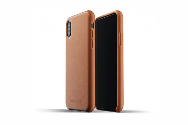 The best leather case with cover for iPhone