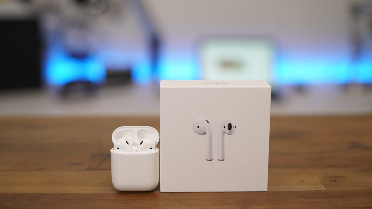 the colors in which these new AirPods would arrive