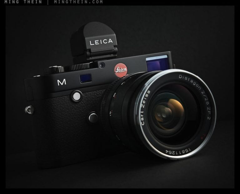 The design of the Leica by Jony Ive, the result of a great effort