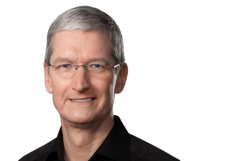 The Financial Times names Tim Cook person of the year