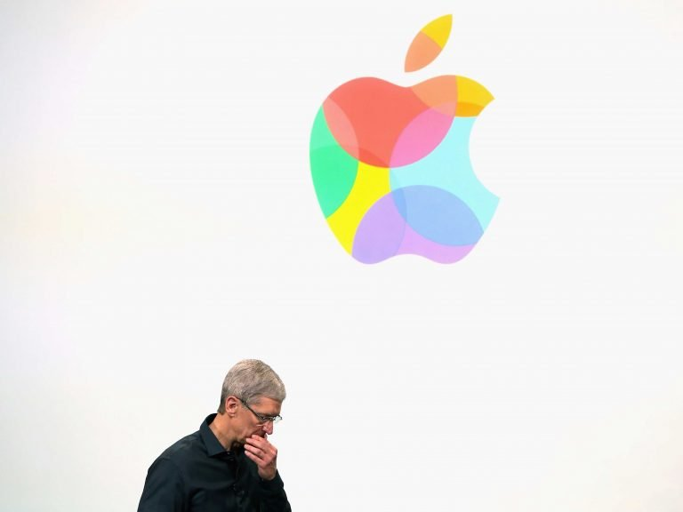 The grade Apple gives its new employees on the first day