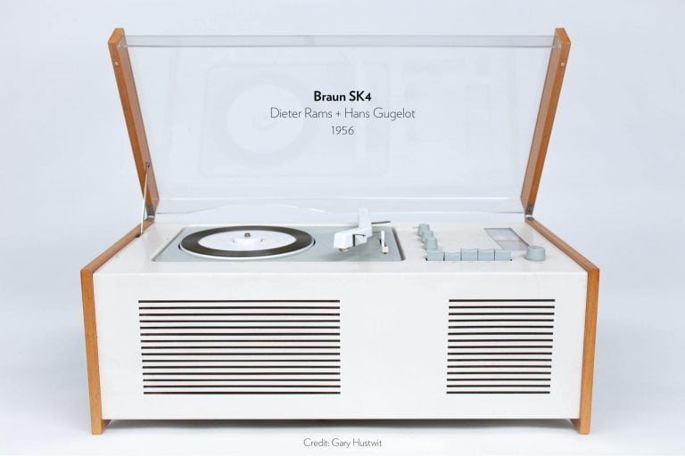 The iOS Podcasts app's tape recorder is inspired by the Braun TG 60