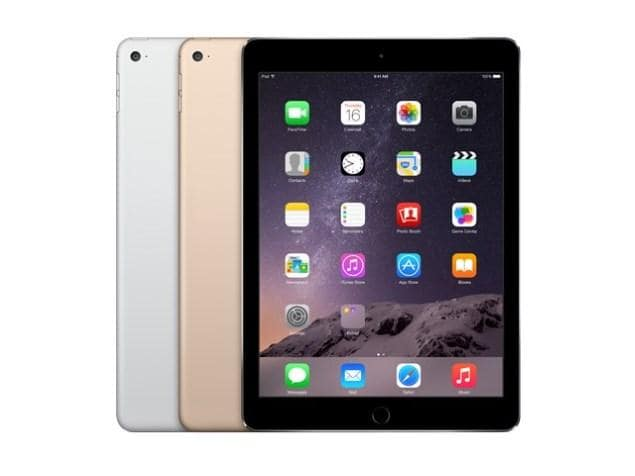 The iPad Air 2 comes with 2GB of RAM and 3 processor cores