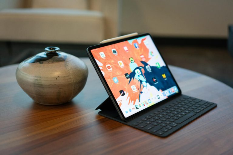 The iPad is frustrating without a keyboard and Office