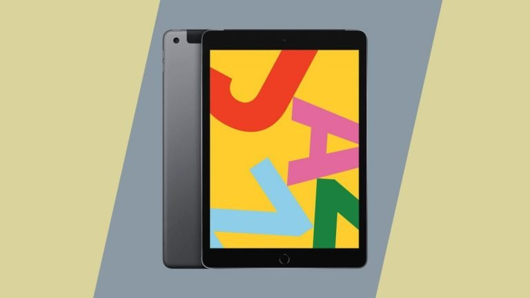 The iPad's market share remains the best in the market