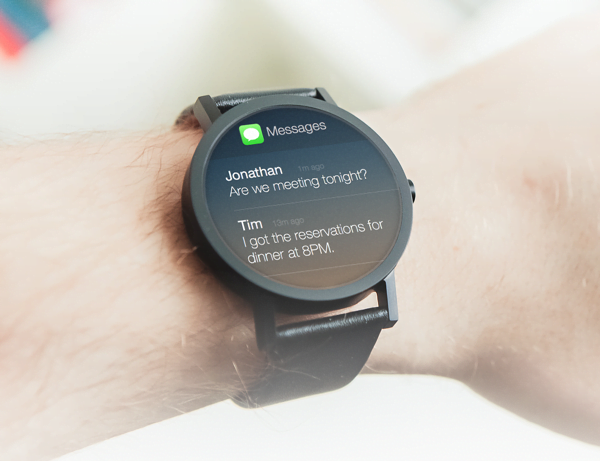 The iWatch will not be on sale until 2015