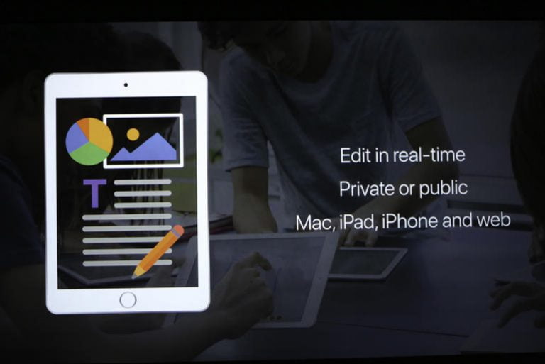 The iWork suite for iPhone, iPad, and Mac is updated with exciting new features
