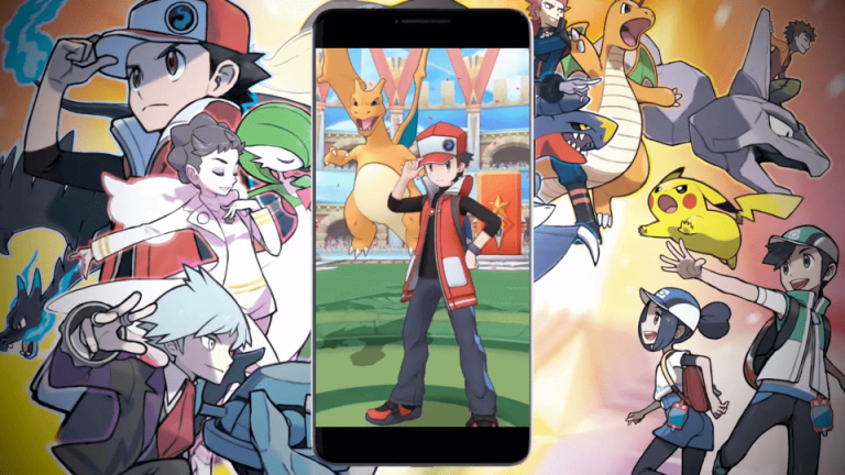The latest from Pokémon now for your iPhone!