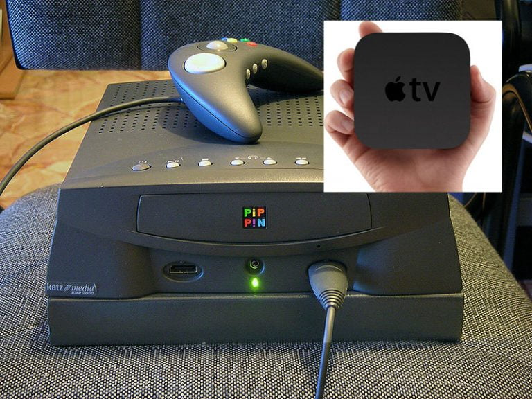 The new Apple console: AppleTV