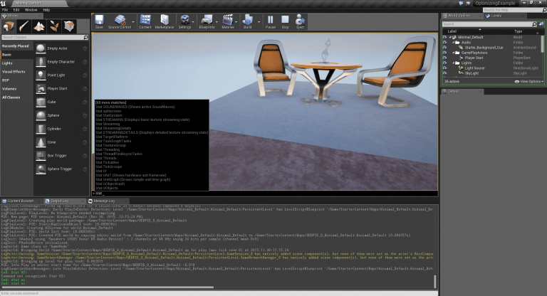 The new Unreal Engine 4 available to everyone