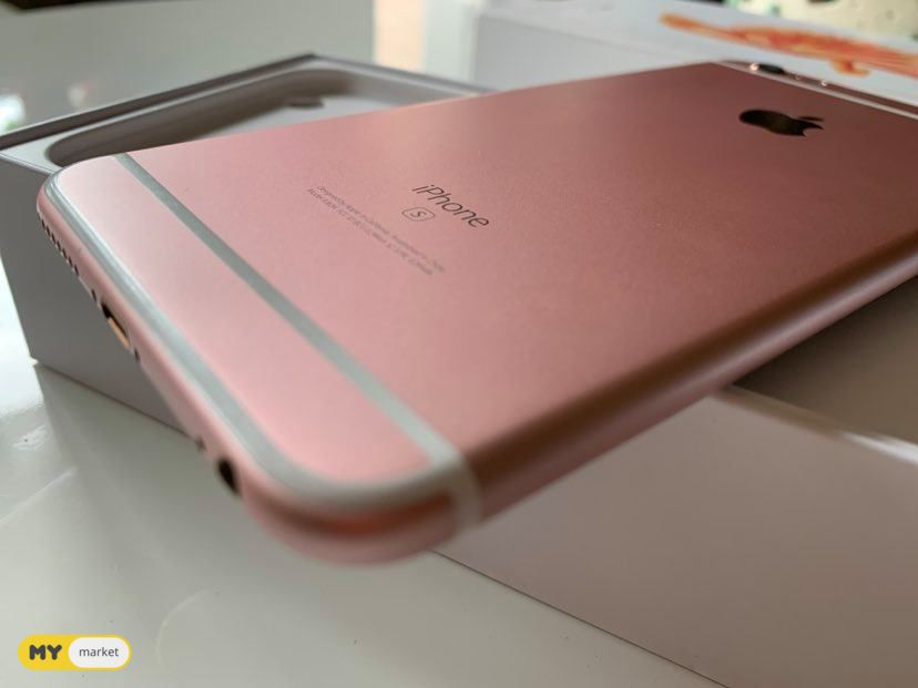 The pink gold of the new iPhone 6s and iPhone 6s Plus likes, and much