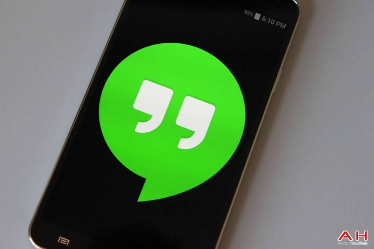The SMS in Google's Hangouts application, we'll soon see