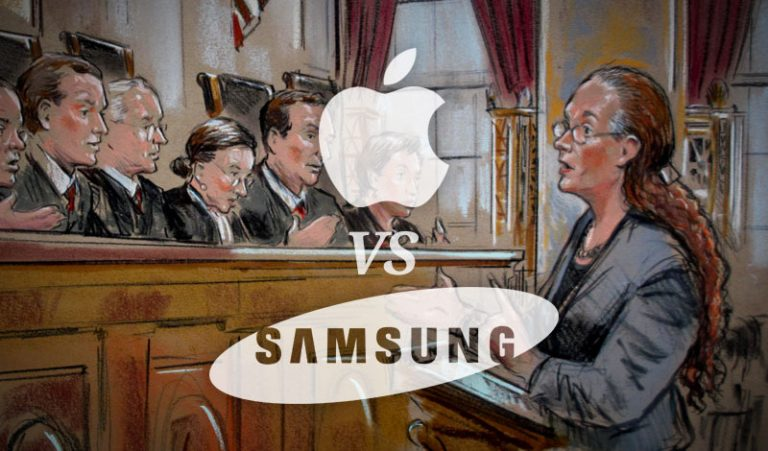 The trial between Apple and Samsung ends with a million-dollar settlement