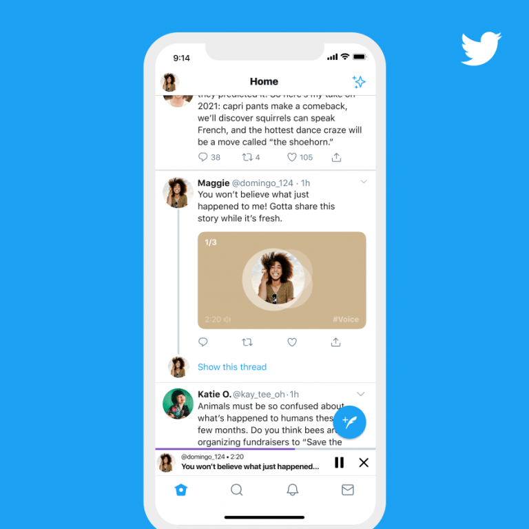 These are the 3 Twitter news that will test the beta testers