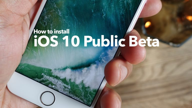 These are the iOS 10 compatible devices