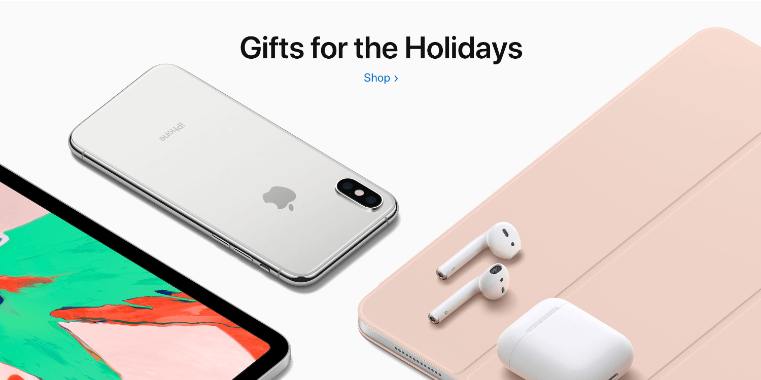 This Christmas give away Mac accessories