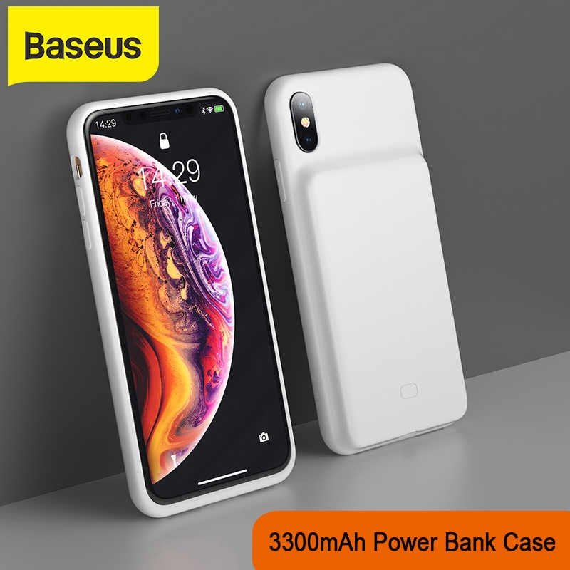 This is what the battery case compatible with the iPhone XS and XR will look like
