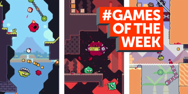 This week's best games for iOS