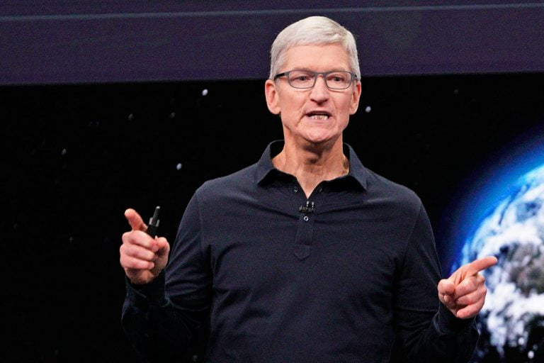 Tim Cook and Apple committed to privacy