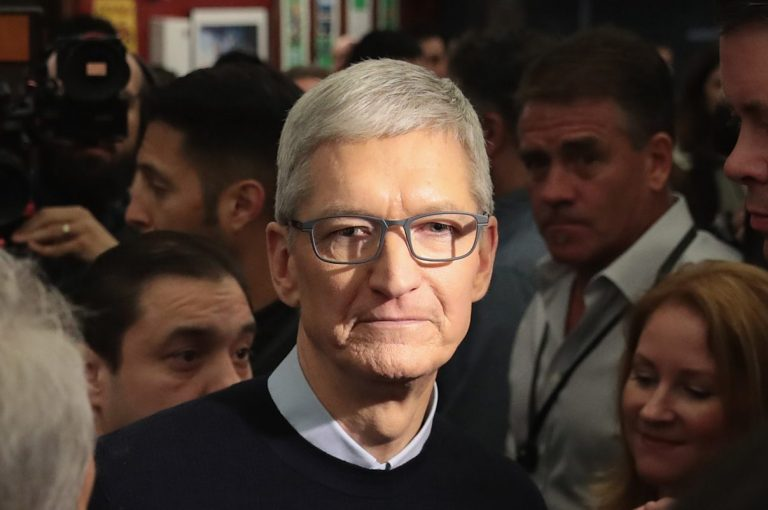 Tim Cook one of the bosses most valued by his employees