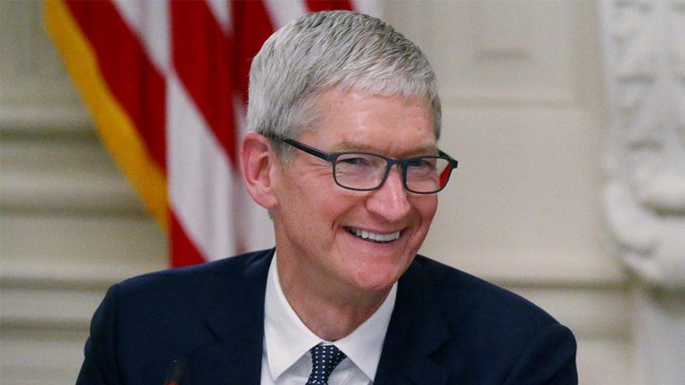 Tim Cook travels to China again, for the second time in less than a year