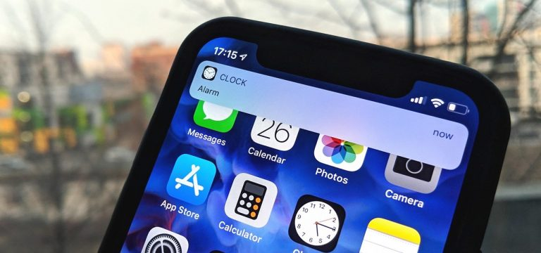 Tips to have a good wake-up call with your iPhone