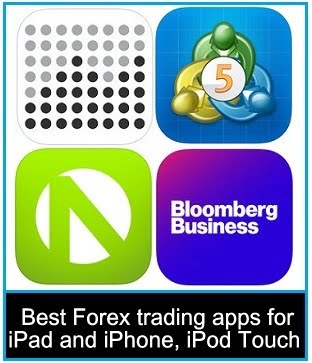 Trade Forex from your iPhone or iPad