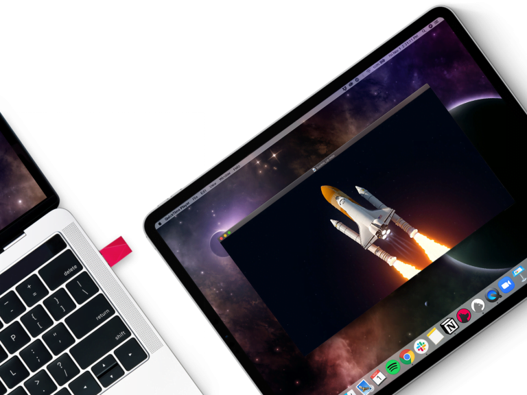 Turning an iPad into a Mac might be possible with an accessory