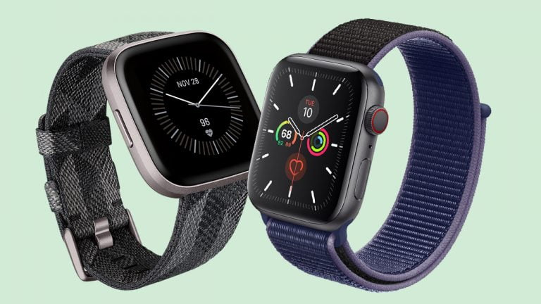Two different sizes and materials for iWatch
