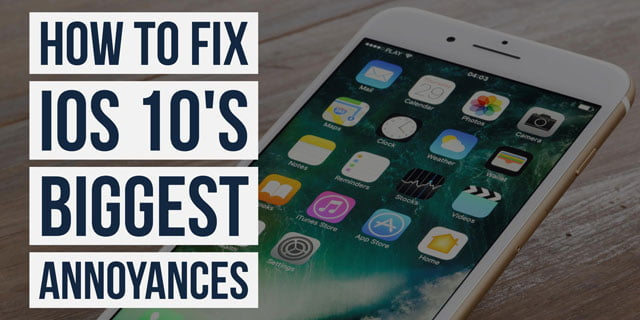 Unlock iPhone or iPad with iOS 10 without pressing the Home Button