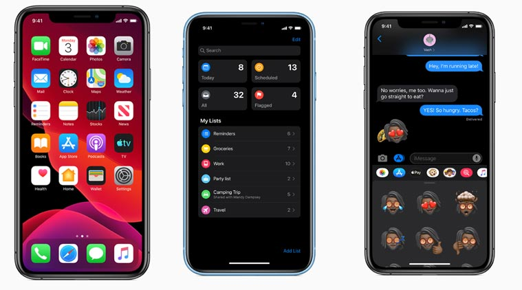 Upgrade to iOS 13.1 now possible on all supported devices