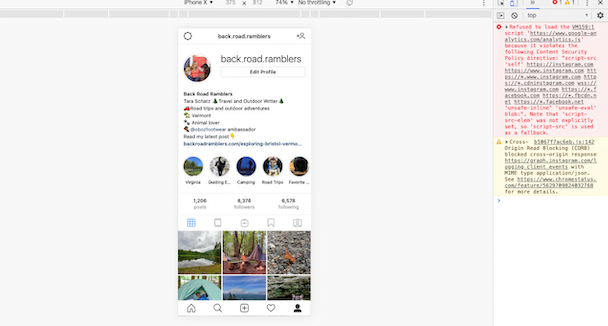 Uploader, upload photos to Instagram from Mac