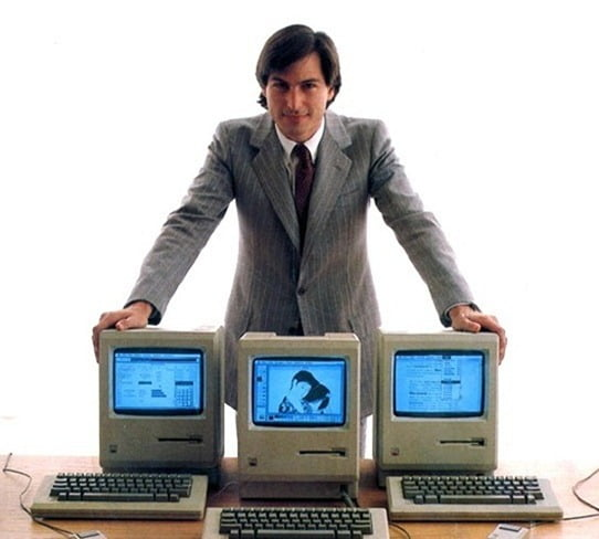 Visionary speech by Steve Jobs at the 1983 Aspen International Design Conference