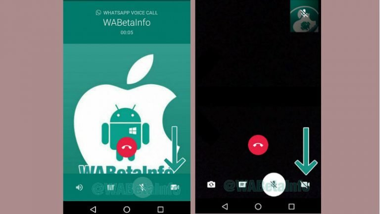 Voice calls will arrive at WhatsApp