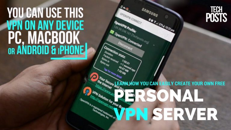 VPN connection on iPhone, advantages and how to configure it easily