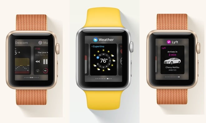 watchOS 3.2 adds new covers to the Apple Watch Nike+