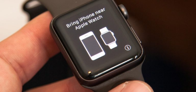 watchOS 4 turns the Apple Watch into an original iPod, a step back