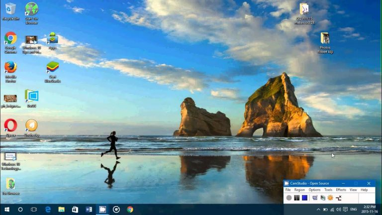 We learn how to give a new look to the desktop with vWallpaper