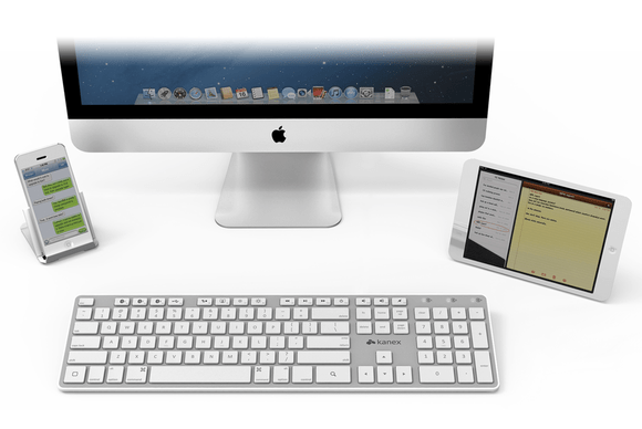 We tested the Logitech Solar Wireless Keyboard for Mac, iPad and iPhone