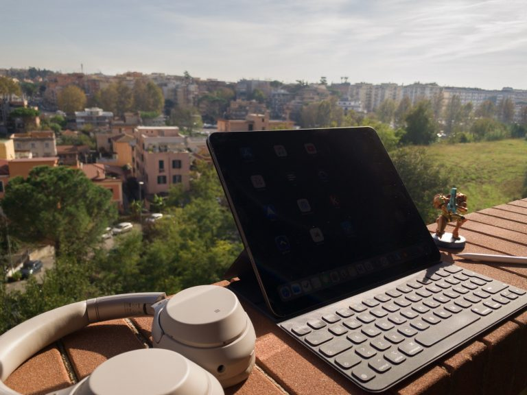 We tested the Smart Keyboard for iPad