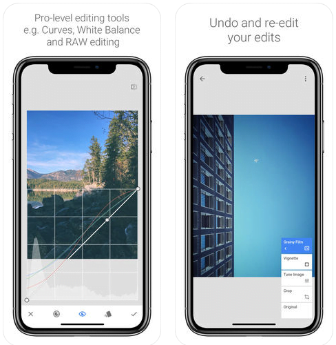 We tried Snapseed, the image editor for iOS that comes to Mac