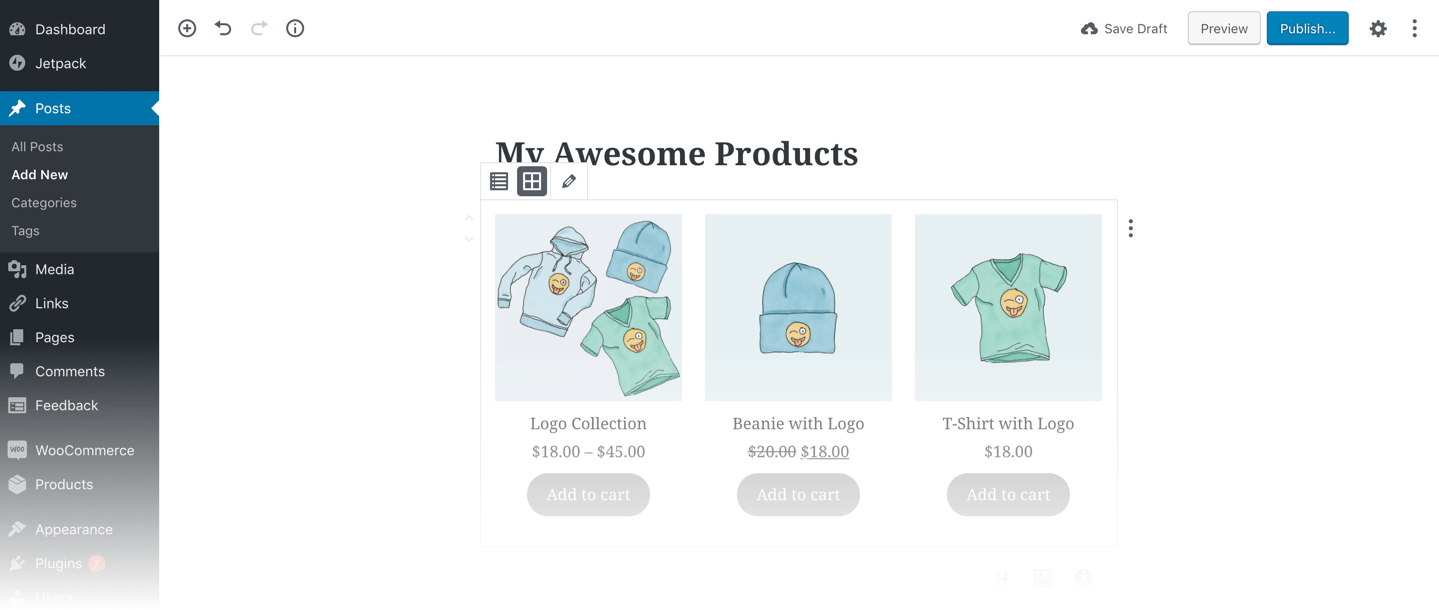 we're going into new product categories, focusing on making them useful