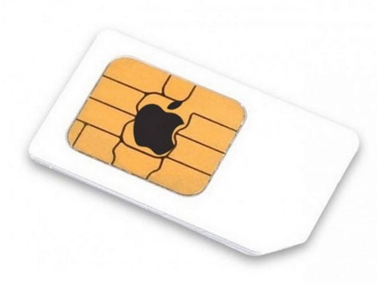 What is the Apple SIM?