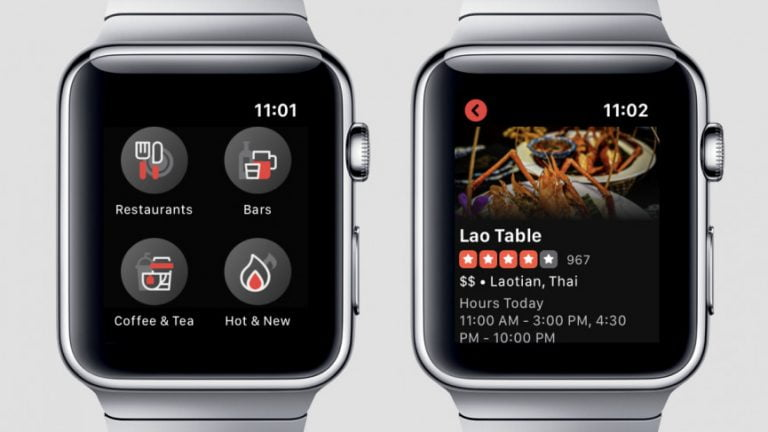 What would iOS 4 look like on an Apple Watch, something like this