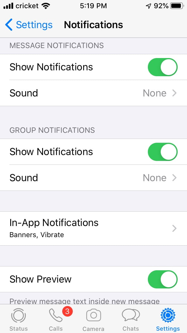 WhatsApp voice calls could be very close