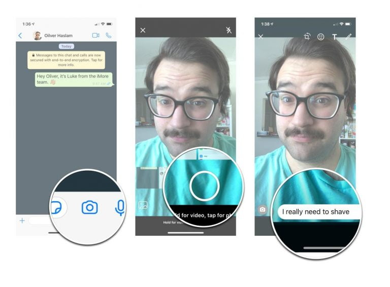 WhatsApp will allow you to send images in the form of albums