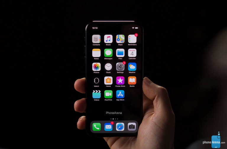 Where is the dark mode of iOS 11?